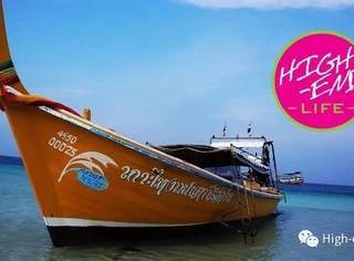 去泰国旅游别再盯着普吉、苏梅和甲米了,董里也是一个非常值得去的海岛