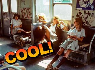 来感受下七八十年代的纽约地铁