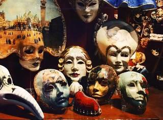 风靡于威尼斯的奇特面具,背后究竟藏着怎样的秘密?!