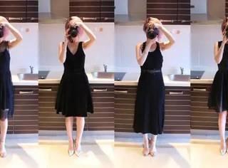 小黑裙除了显瘦 一无是处