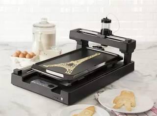 TECH:充满创意的早餐,就要用3D打印!