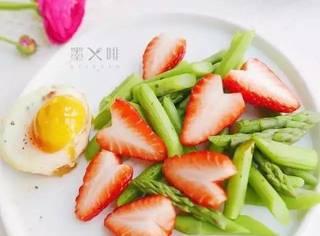 秀色可餐,水果摆盘的终极奥义。