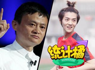 据传鹿晗缺席跑男6,马云身价309亿美元成中国首富