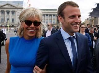 法国第一夫人的时尚秘籍| 不是所有64岁的女人都能嫁给39岁的总统