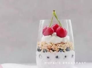 夏日特供 | 水果酸奶燕麦杯的各种搭配