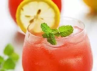 4款超好喝又美肤的夏日冰饮在家就能做,秒杀你能买到的所有饮料