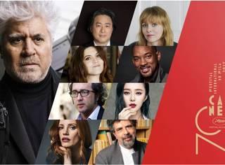 范冰冰李宇春制霸红毯,关于戛纳电影展你还可以这么看
