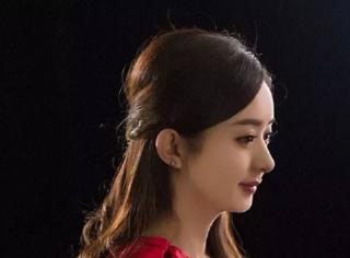 赵丽颖就是微博圈的女版邓超