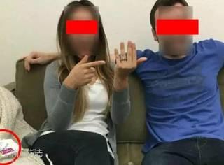 引火烧身羞耻play,秀个求婚照片被网友扒出了不能说的大秘密