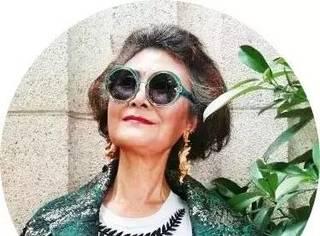 74岁的中国奶奶,照样骑哈雷走西藏,美丽与年龄无关
