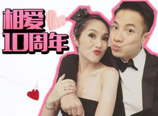 杨千嬅&丁子高:相爱10年,她比春娇更好命,他比志明更懂她!