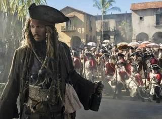 《加勒比海盗》人物这么多,记住这几个就够了!