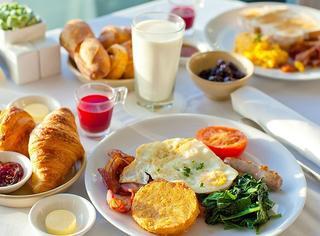 一份早餐就能治愈假期综合症?