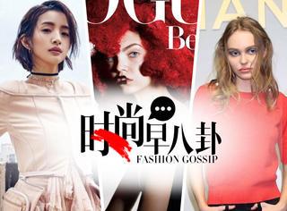 刘雯×Fendi合作款6月亮相!小松菜奈、Lily Depp出席香奈儿东京大秀!
