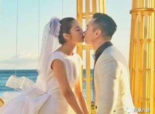 安以轩的海岛婚礼处处暗藏甜蜜玄机!