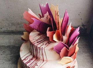 霸屏ins的俄罗斯彩虹蛋糕,看完直接让少女心爆棚!