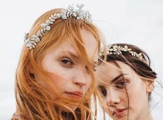戴上这顶绝美头饰,做个浪漫迷人的小仙女