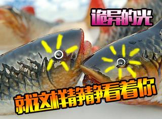 【表情包】鱼眼中发出诡异的光?浙江考生以后还能不能好好喝鱼汤啦~