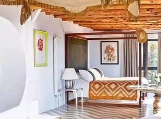 农民房里的老木梁千万别全拆,这样设计一下美翻了!