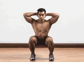 深蹲时膝关节咔咔响,是不是膝盖损伤,还能继续吗?