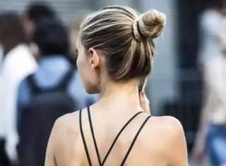 女生肩膀上的两根肩带竟然这么迷人!