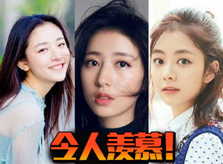 迷妹们最羡慕的3位90后女演员:EXO收割者吴倩,姐弟恋的谭松韵