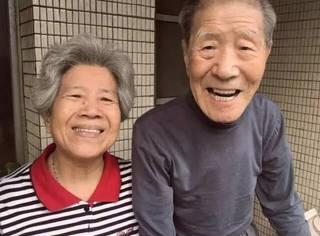 那位台湾网红爷爷走了,老伴道别时的这句话把我听哭了…