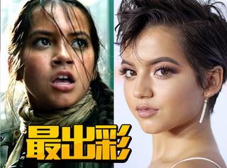 《变形金刚5》最出彩角色!16岁伊莎贝拉演技不输奥斯卡影帝