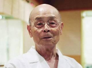 日本寿司之神小野二郎:用一辈子追求极致的料理匠人