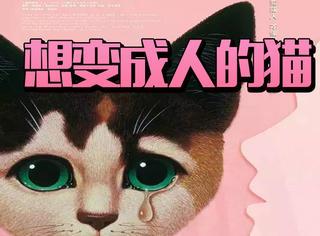 这里有一只想要变成人的猫,你去看了吗?