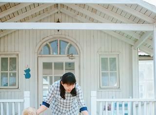 80后姑娘爆改农村小院,美成了宫崎骏动画 !