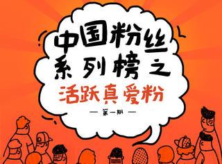 鹿晗 PK TFBOYS,明星粉丝团哪家强?橘子娱乐真爱粉榜单大揭晓