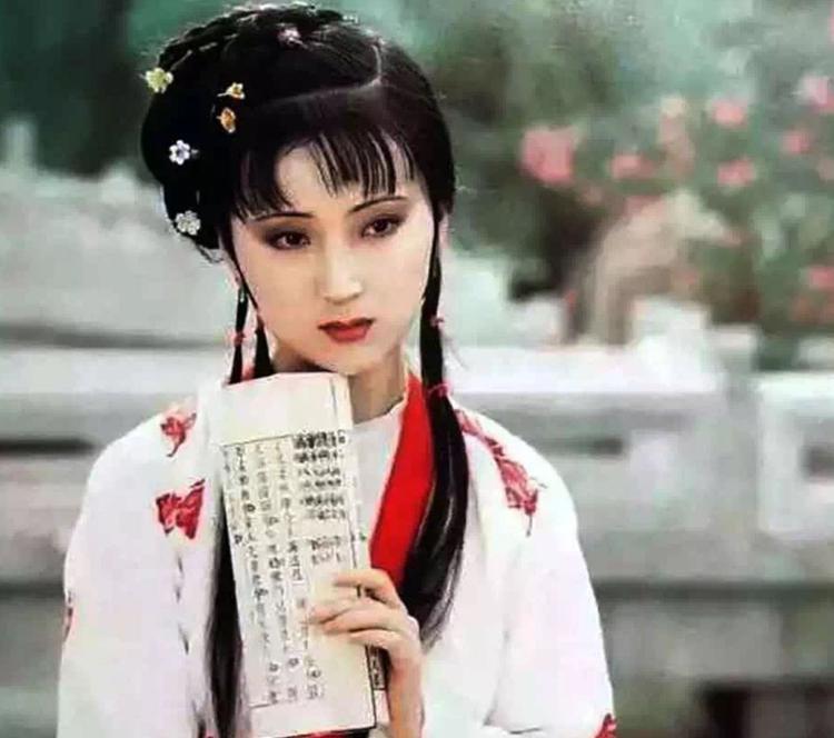 陈晓旭丨我没有表演天赋,我前世可能就是林黛玉