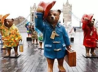 帕丁顿熊作者去世,这只秘鲁小熊温暖了一代代英国人的心...RIP