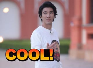 讲段子、穿高跟鞋、撕掉鹿晗,王力宏成本季《奔跑吧》最大赢家?