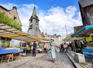 细说翁弗勒HONFLEUR,诺曼底最美的风情小镇
