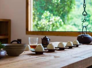 """他在杭州山中造了6间房,出门就能邂逅比台湾更清新的风景,过上""""小森林""""里的生活"""