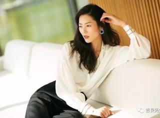 刘雯:我最希望,别人说我是个好模特。