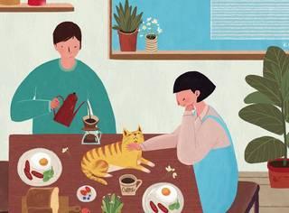 当你学会尊重餐桌,才明白如何尊重生活