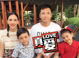 刘烨与安娜结婚8周年,这对夫妻简直太有爱了!