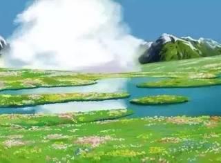 没有一纸文凭,却成为宫崎骏的御用美术场景师,他画出了最干净的世界
