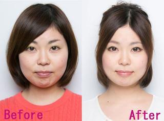 改变妆发策略,能让你的脸小一圈儿!