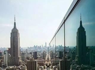 壁纸,如果不堵车,高楼城市也是很美的!