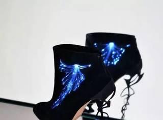高跟鞋只能穿脚上?她把鞋子做成了艺术品