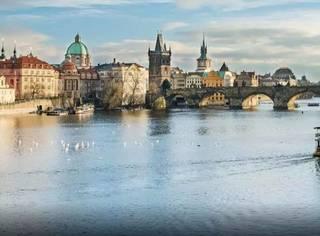 《跑男》可能去了个假的布拉格,这个惊艳全球的城市能串起欧洲各国童话小镇!