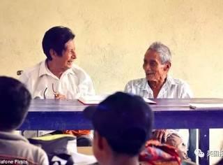 世界上有种语言只有他们知道,却彼此立誓老死不相往来