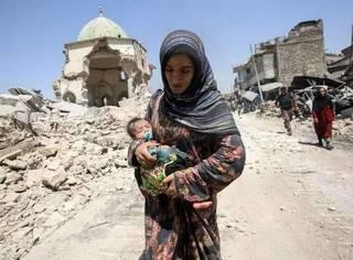 ISIS的老巢被捣毁了,我印象最深的是一个电台的故事。