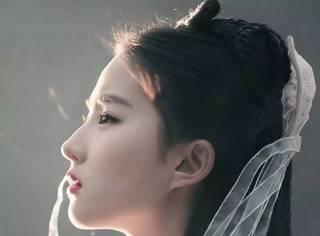 """韩媒评选""""中国古装四美"""",除了刘亦菲、杨幂、热巴,居然还有她!"""