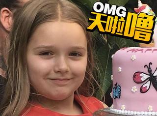 团宠小七生日扮仙蒂公主,在白金汉宫与真正的公主见面!