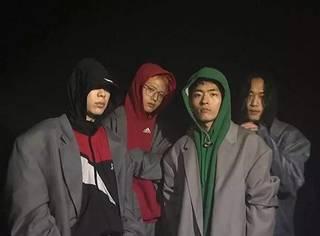 这就是吴赫,和他的 Indie 乐队 Hyukoh